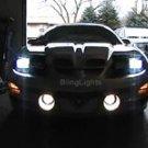1998-2002 PONTIAC FIREBIRD LS1 TRANS AM HALO FOG LIGHTS LAMPS LIGHT LAMP KIT 1999 2000 2001
