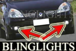 2004-2006 RENAULT CLIO II RS 182 FOG LIGHTS lamps 2005