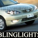 2002-2006 TOYOTA CAMRY FOG LIGHTS LAMPS LIGHT LAMP altise ateva sportivo 2003 2004 2005