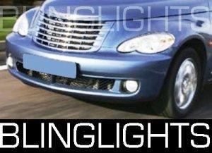 2006-2009 CHRYSLER PT CRUISER FOG LIGHTS LAMPS 2007 2008 classic