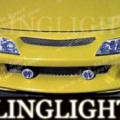 1994-2001 ACURA INTEGRA AAS BODY BUMPER FOG LIGHTS LAMPS KIT 1995 1996 1997 1998 1999 2000