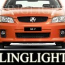 2006-2009 HOLDEN COMMODORE HALO FOG LIGHTS LAMPS omega 2007 2008