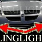 2002-2005 DODGE STRATUS SXT COUPE FOG LIGHT DRIVING LAMPS LIGHT LAMP KIT 2003 2004