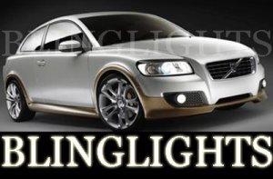 2007-2009 VOLVO C30 FOG LIGHTS LAMP s se sport coupe 3dr 2008