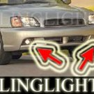 2003 SUBARU LEGACY WAGON XENON FOG LIGHTS DRIVING LAMPS LIGHT LAMP KIT