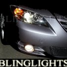 2004 2005 2006 MAZDA 3 MAZDA3 SEDAN ANGEL EYES FOG LIGHTS HALOS LAMPS LIGHT LAMP KIT HALO EYE
