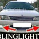 2001 NISSAN WINGROAD BUMPER FOG LIGHTS PR driving lamps