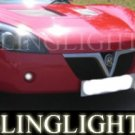 2000-2006 VAUXHALL VX220 HELLA FOG LIGHTS lamp yellow bas 2001 2002 2003 2004 2005