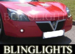 2000-2006 VAUXHALL VX220 HELLA FOG LIGHTS lamp yellow bas 2001 2002 2003 2004 2005