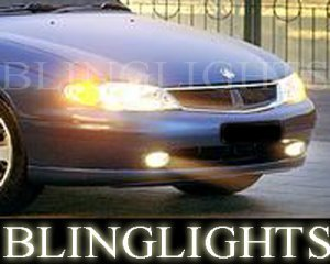 2006-2009 HOLDEN CALAIS FOG LIGHTS LAMPS base v-series 2007 2008