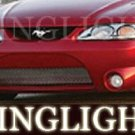 1994-1998 FORD MUSTANG EREBUNI BODY KIT FOG LIGHTS LAMPS 1995 1996 1997