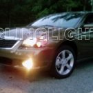 2009 2010 MITSUBISHI GALANT ANGEL EYE FOG LIGHTS HALO DRIVING LAMPS HALOS EYES LAMP LIGHT KIT