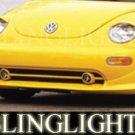 1998-2004 VOLKSWAGEN BEETLE XENON BODY KIT FOG LIGHTS LAMPS 1999 2000 2001 2002 2003