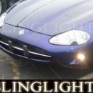 1997-2006 JAGUAR XK FOG LIGHTS driving lamps xk8 xkr 1998 1999 2000 2001 2002 2003 2004 2005