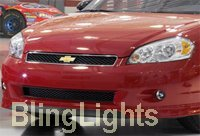 2006 2007 CHEVY MONTE CARLO FOG LIGHTS driving lamps ls