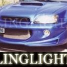 2000-2003 SUBARU LEGACY EREBUNI BODY KIT FOG LIGHTS DRIVING LAMPS LIGHT LAMP 2001 2002
