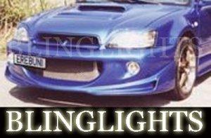 2000-2003 SUBARU LEGACY EREBUNI BODY KIT FOG LIGHTS DRIVING LAMPS LIGHT LAMP 2001 2002