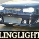 1999-2004 VOLKSWAGEN GOLF EREBUNI BODY KIT FOG LIGHTS LAMPS 2000 2001 2002 2003