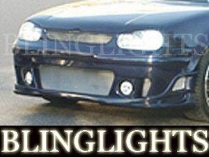 1999-2004 VOLKSWAGEN GOLF EREBUNI BODY KIT FOG LIGHTS LAMPS 2000 2001 2002 2003
