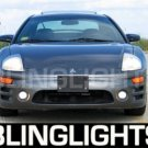 2003-2005 MITSUBISHI ECLIPSE FOG LIGHTS PAIR lamps gs gt 2004