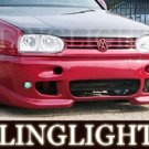 1994-1998 VOLKSWAGEN GOLF AAS BODY KIT FOG LIGHTS LAMPS 1995 1996 1997