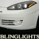 2007 2008 HYUNDAI TIBURON XENON FOG LIGHTS DRIVING LAMPS LAMP LIGHT KIT GS GT SE LIMITED COUPE SIII
