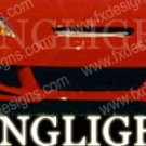 2000-2005 TOYOTA CELICA FX DESIGN BODY BUMPER KIT FOG LIGHTS DRIVING LAMPS LIGHT 2001 2002 2003 2004