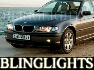 2006-2009 BMW 3 SERIES FOG LIGHTS LAMPS 320i 320d 2007 2008