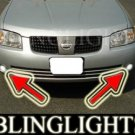 2004 2005 2006 NISSAN SENTRA 1.8S LED FOG LIGHTS 1.8 S DRIVING LAMPS LIGHT LAMP KIT