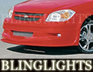 2005-2009 CHEVROLET CHEVY COBALT EREBUNI BODY KIT FOG LIGHTS LAMPS 2006 2007 2008