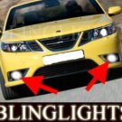 2008 2009 2010 SAAB 9-3 CONVERTIBLE XENON FOG LIGHTS LAMPS LIGHT LAMP KIT touring comfort sport aero