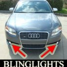 2005-2009 AUDI S4 FOG LIGHTS driving lamps b7 saloon avant 2006 2007 2008
