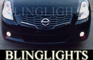2007 2008 2009 NISSAN ALTIMA LED FOG LIGHTS DRIVING LAMPS LIGHT LAMP KIT 2.5 3.5 S SE SL HYBRID