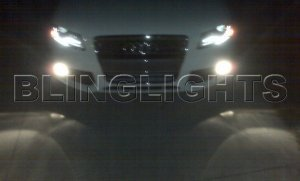 2009 2010 Audi A4 Xenon Fog Lights Driving Lamps Kit