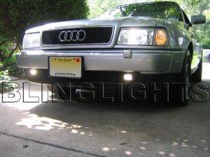 1996-2000 Audi A3 Xenon Fog Lights Driving Lamps Kit 1997 1998 1999
