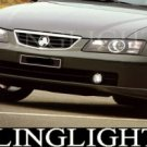 2006-2008 HOLDEN BERLINA FOG LIGHTS LAMPS alloytec 2007