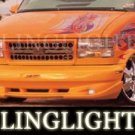 1995-2007 CHEVROLET ASTRO XENON BODY KIT FOG LIGHTS LAMPS 1999 2000 2001 2002 2003 2004 2005 2006