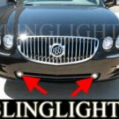2005-2009 BUICK LACROSSE FOG LIGHTS lamp cx cxl super 2006 2007 2008