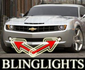 2010 2011 CHEVROLET CAMARO XENON FOG DRIVING LIGHTS LAMPS LIGHT LAMP KIT CHEVY