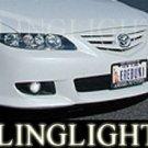 2003-2008 MAZDA MAZDA6 EREBUNI BODY KIT FOG LIGHTS DRIVING JDM LAMPS LAMP LIGHT 2004 2005 2006 2007