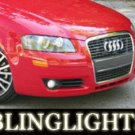 2003-2007 AUDI A3 Xenon Fog Lights Driving Lamps Kit 2004 2005 2006