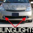 2004 2005 2006 2007 2008 2009 TOYOTA PRIUS XENON FOG LIGHTS DRIVING LAMPS LIGHT LAMP KIT