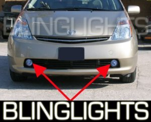 2004 2005 2006 2007 2008 2009 TOYOTA PRIUS XENON FOG LIGHTS DRIVING LAMPS LIGHT LAMP KIT
