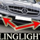 2009 MERCEDES-BENZ SL-CLASS BUMPER FOG LIGHTS PAIR lamp