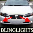 2004 2005 PONTIAC BONNEVILLE GXP XENON FOG LIGHTS DRIVING LAMPS