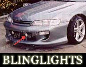 1994-1997 HONDA ACCORD AAS BODY KIT FOG LIGHTS LAMPS 1995 1996