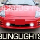 2000 2001 2002 MITSUBISHI ECLIPSE FOG LIGHTS lamps gs gt rs