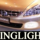 2003-2007 HONDA ACCORD FOG LIGHTS DRIVING LAMPS LIGHT LAMP KIT coupe sedan 2004 2005 2006