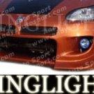 2001 2002 CHRYSLER SEBRING AAS BODY KIT FOG LIGHTS BUMPER DRIVING LAMPS LIGHT LAMP