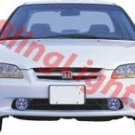 1998 1999 2000 2001 2002 HONDA ACCORD XENON FOG LIGHTS DRIVING LAMPS LIGHT LAMP KIT dx lx ex